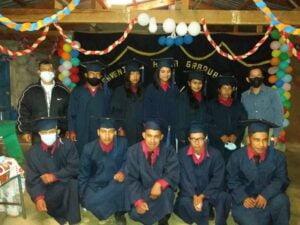 New graduates in February 2021